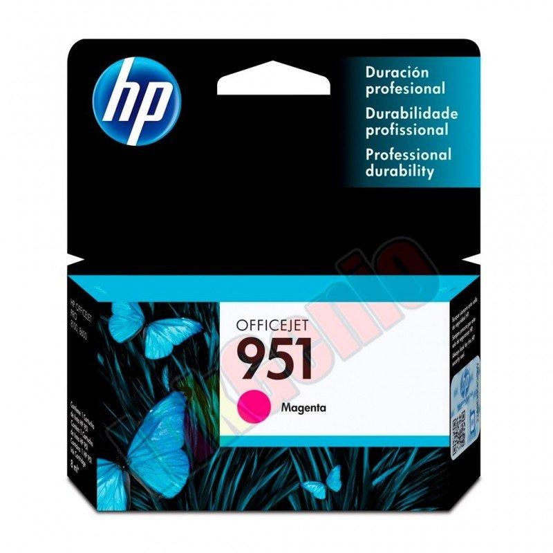 CART-INK-ORIG-HP-951-CN051AL-MAGENTA