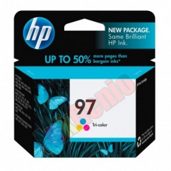 CART-INK-ORIG-HP-97-C9363WL-COLOR