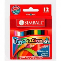 LAPIZ-SIMBALL-COLOR-INNOVATION-X-12-CORTOS