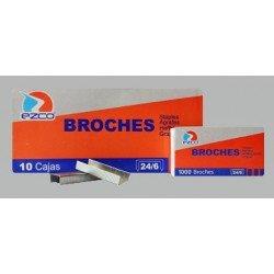 BROCHES-EZCO-N-24-6-x1000u
