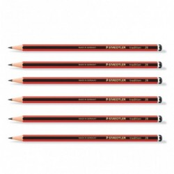 LAPIZ STAEDTLER TRADITION 2 B
