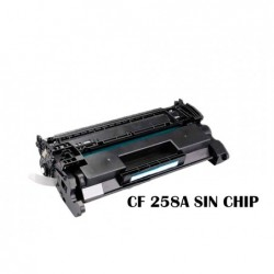 CART TONER ALT HP 258A  SIN CHIP