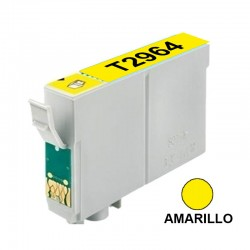 CART INK ALT EPSON T2962 AMARILLO XP231/431