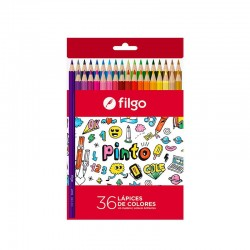 LAPIZ FILGO PINTO COLOR X...