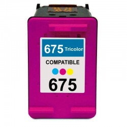 CART INK ALT HP 675 CN691AL...
