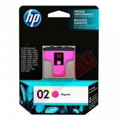 CART-INK-ORIG-HP-02-C8772WL-MAGENTA-C3110
