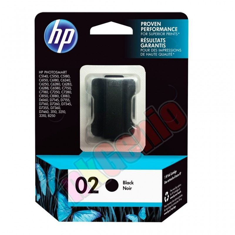 CART-INK-ORIG-HP-02-C8721WL-NEGRO-C3110